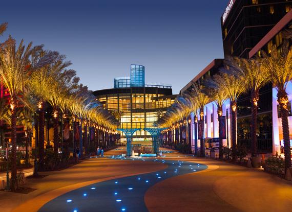 Clarion Hotel  Convention Way Anaheim Ca